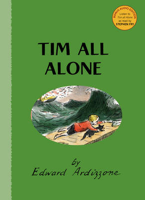 Cover for Tim All Alone by Edward Ardizzone