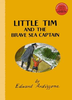 Cover for Little Tim and the Brave Sea Captain by Edward Ardizzone