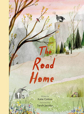 Cover for The Road Home by Katie Cotton
