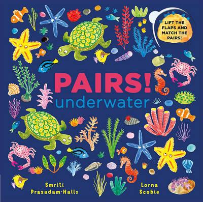 Cover for Pairs: Underwater by Smriti Prasadam-Halls