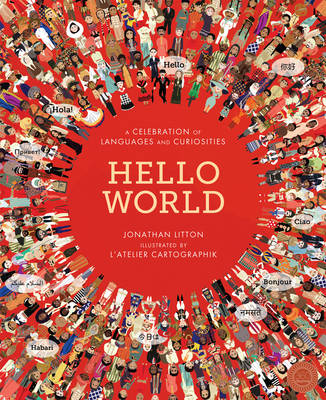 Cover for Hello World by Jonathan Litton