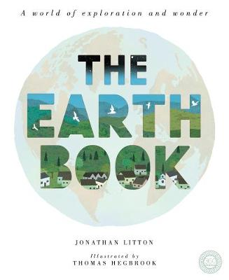 Cover for The Earth Book by Jonathan Litton