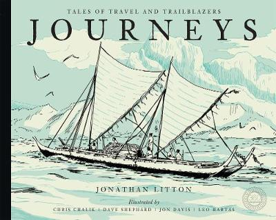 Cover for Journeys by Jonathan Litton