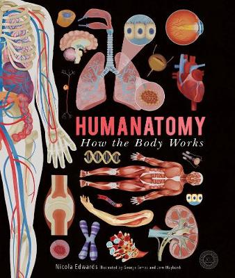 Cover for Humanatomy by Nicola Edwards