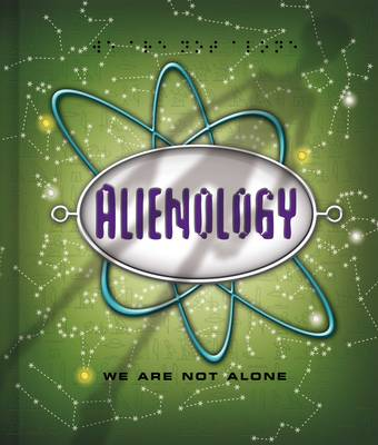 Cover for Alienology by Dugald A. Steer