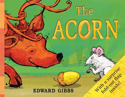 Cover for The Acorn by Edward Gibbs