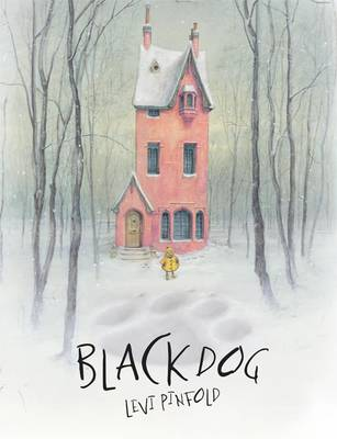 Cover for Black Dog by Levi Pinfold