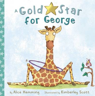 Cover for Gold Star for George by Alice Hemming