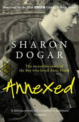 Cover for Annexed by Sharon Dogar