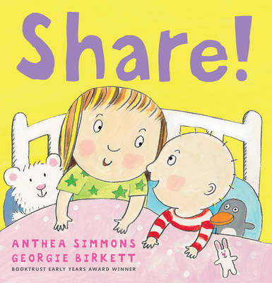 Cover for Share! by Anthea Simmons