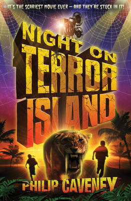 Cover for Night on Terror Island by Philip Caveney
