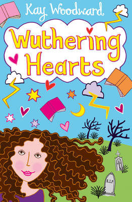 Cover for Wuthering Hearts by Kay Woodward