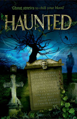 Cover for Haunted by Susan Cooper, Joseph Delaney, Berlie Doherty, Jamila Gavin
