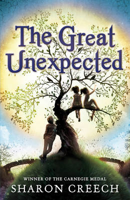Cover for The Great Unexpected by Sharon Creech