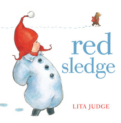 Cover for Red Sledge by Lita Judge