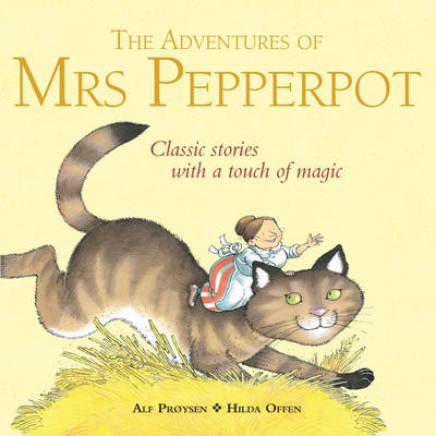 Cover for The Adventures of Mrs Pepperpot by Alf Proysen