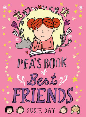 Cover for Pea's Book of Best Friends by Susie Day