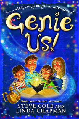 Cover for Genie Us by Steve Cole, Linda Chapman