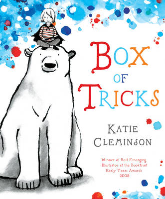 Cover for Box of Tricks by Katie Cleminson