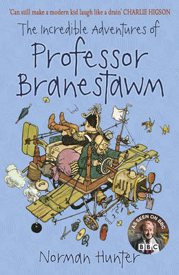 Cover for The Incredible Adventures of Professor Branestawm by Norman Hunter