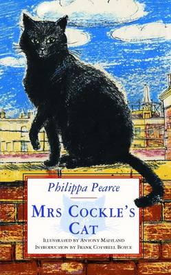 Cover for Mrs Cockle's Cat by Philippa Pearce