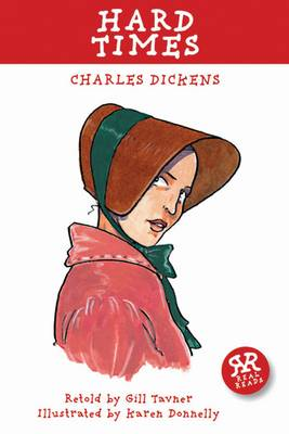 Cover for Hard Times by Charles Dickens - retold by Gill Tavner