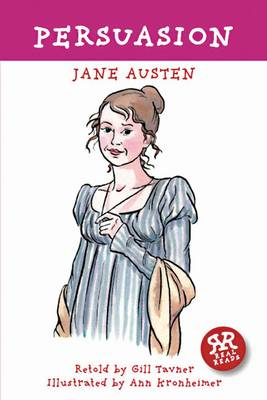Cover for Persuasion by Jane Austen - retold by Gill Tavner