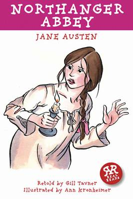 Cover for Northanger Abbey by Jane Austen - retold by Gill Tavner