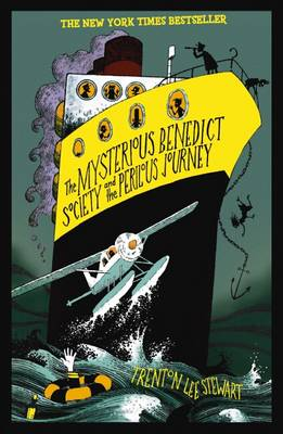 Cover for The Mysterious Benedict Society and the Perilous Journey by Trenton Lee Stewart