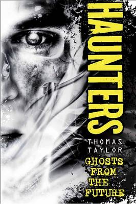 Cover for Haunters by Thomas Taylor