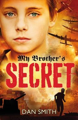 Cover for My Brother's Secret by Dan Smith