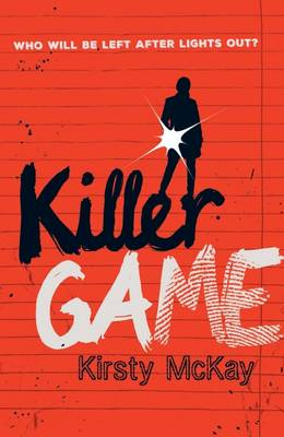 Cover for Killer Game by Kirsty McKay