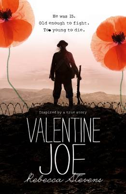 Cover for Valentine Joe by Rebecca Stevens