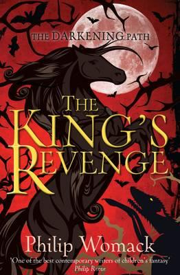Cover for The King's Revenge by Philip Womack