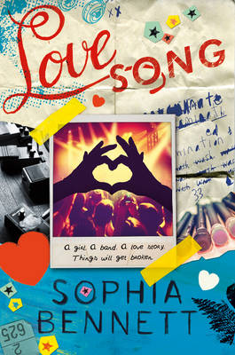Cover for Love Song by Sophia Bennett