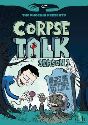 Cover for Corpse Talk by Adam Murphy