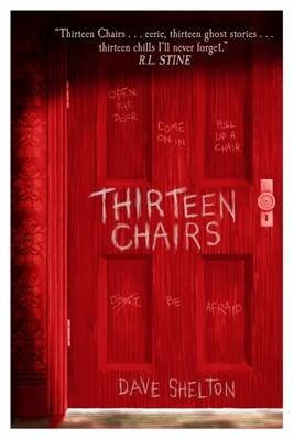 Cover for Thirteen Chairs by Dave Shelton