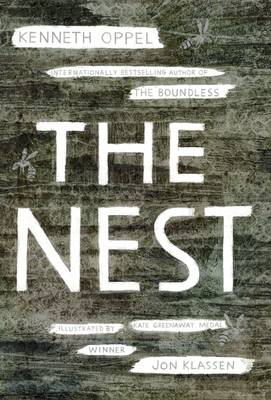 Cover for The Nest by Kenneth Oppel
