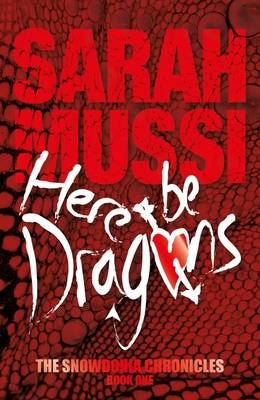 Cover for Here be Dragons by Sarah Mussi