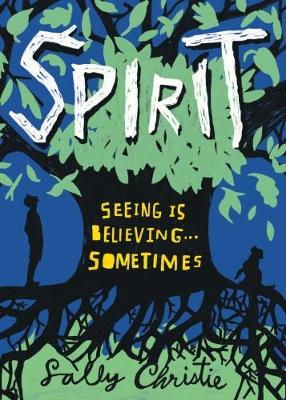 Cover for Spirit by Sally Christie