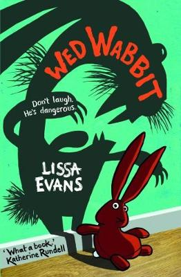 Cover for Wed Wabbit by Lissa Evans