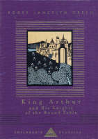 Cover for King Arthur and His Knights of the Round Table by Roger Lancelyn Green