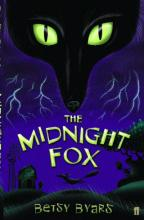 Cover for The Midnight Fox by Betsy Byars