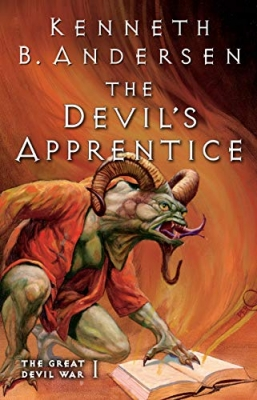 Cover for The Devil's Apprentice by Kenneth B. Andersen