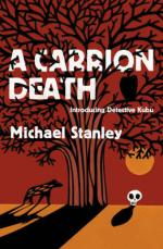 Cover for A Carrion Death by Michael Stanley