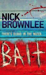 Cover for Bait by Nick Brownlee
