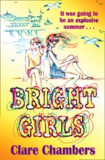 Cover for Bright Girls by Clare Chambers