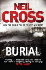 Cover for Burial by Neil Cross