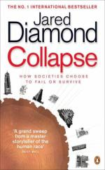 Cover for Collapse by Jared Diamond