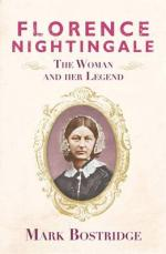 Cover for Florence Nightingale : The Woman and Her Legend by Mark Bostridge